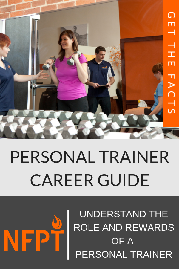 Career Guide for Personal Trainers